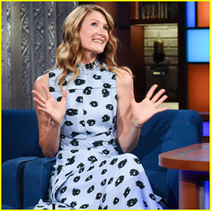 Laura Dern Calls Starring in 'Last Jedi' the Greatest Thing to Ever Happen!
