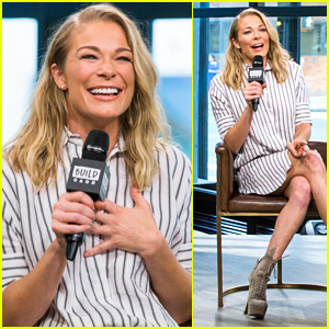 LeAnn Rimes Opens Up About Her Singing Role in 'Logan Lucky' - Watch Now!