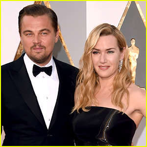 Leonardo DiCaprio & Kate Winslet Still Recite 'Titanic' Lines to Each Other!