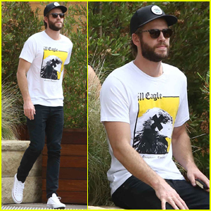 Liam Hemsworth Heads to Malibu After Wrapping 'Isn't It Romantic'
