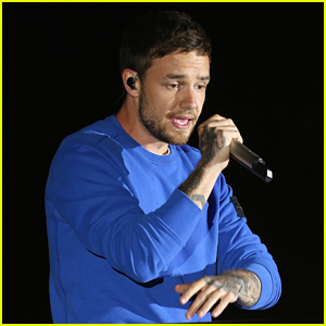Liam Payne Hits the Stage to Perform at Voxi Event in London