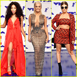 Lil Mama, Bebe Rexha, & Chanel West Coast Hit Up MTV VMAs 2017