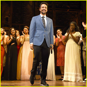 Lin-Manuel Miranda Celebrates 'Hamilton' L.A. Opening with #Ham4Ham Performance - Watch Here!