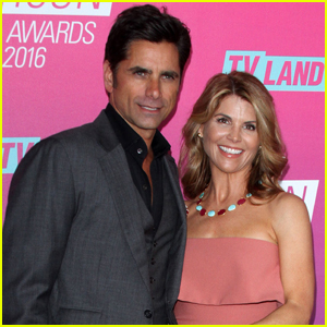 Lori Loughlin Knows What Keeps John Stamos So Young!