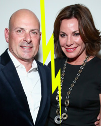 Luann D'Agostino & Husband Tom Split After 7 Months of Marriage