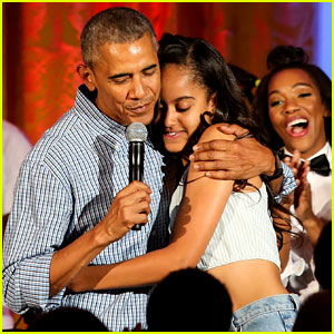 Malia Obama Is Starting at Harvard University!