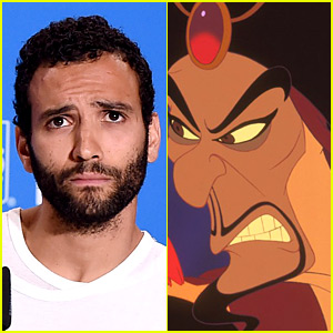 Marwan Kenzari Joins 'Aladdin' Live-Action Movie as Jafar!