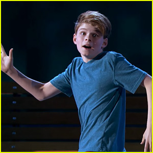 12-Year-Old Dancer Merrick Hanna's Robotic Moves Get Raves on 'America's Got Talent'