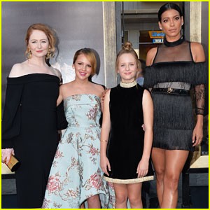 Miranda Otto & 'Annabelle: Creation' Cast Reunite for Hollywood Premiere - Watch New Clip Here!
