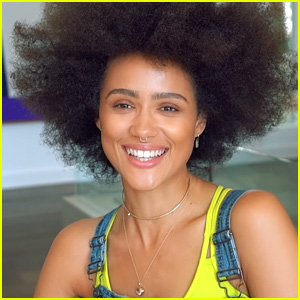 Nathalie Emmanuel Debunks 'Game of Thrones' Theories for RAW! (Video)