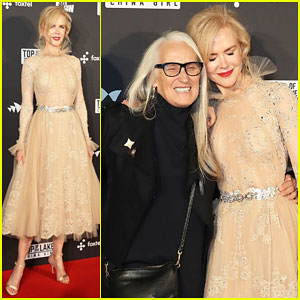 Nicole Kidman Wants To Utilize Her Australian Accent More in Hollywood!