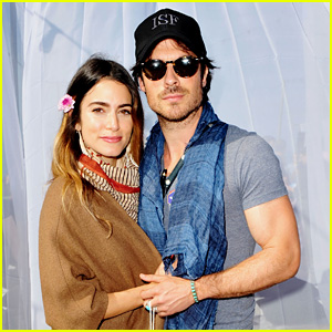 Nikki Reed & Ian Somerhalder Welcome Baby Girl - Find Out Her Name!
