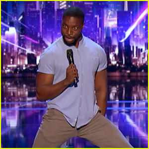 'America's Got Talent' Comedian Preacher Lawson Hilariously Describes Being Catfished
