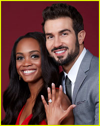 Rachel Lindsay's 'Bachelorette' Exes Were At Her Engagement Party!