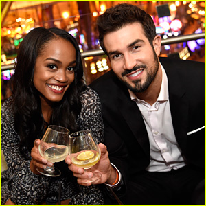 Rachel Lindsay's Fiance Bryan Abasolo Lets Her Dress Him