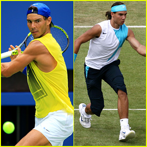 Rafael Nadal Explains Why He Wears Shorter Tennis Shorts