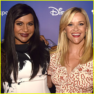 Reese Witherspoon to Guest Star on 'The Mindy Project'!