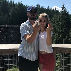 Riverdale's Tiera Skovbye is Engaged to Longtime Love Jameson Parker!
