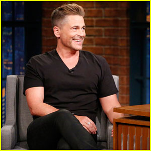 Rob Lowe's 'The Lowe Files' Is a Ploy to Hang Out with His Sons!