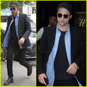 Robert Pattinson Steps Out Amid Katy Perry Dating Rumors