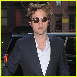 Robert Pattinson Says 'Good Time' Made Him a Better Actor