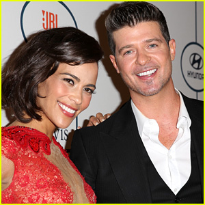 Robin Thicke & Paula Patton Settle Custody Battle