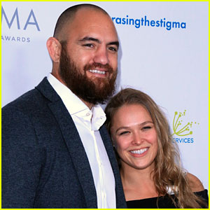 Ronda Rousey Is Married to Travis Browne!