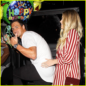 Ryan Lochte Celebrates His Birthday Late with Kayla Rae Reid!
