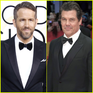 Ryan Reynolds Shares Another Photo of Josh Brolin on the 'Deadpool 2' Set
