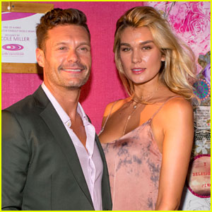 Ryan Seacrest & Girlfriend Shayna Taylor Step Out for a Good Cause