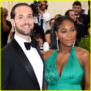 Serena Williams' Fiance Alexis Ohanian Reveals Her Pregnancy Cravings!