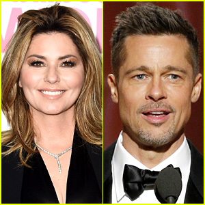 Shania Twain Explains Brad Pitt Lyric in 'That Don't Impress Me Much' Song