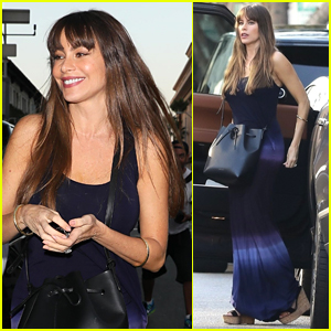 Sofia Vergara Enjoys a Day of Shopping in Beverly Hills