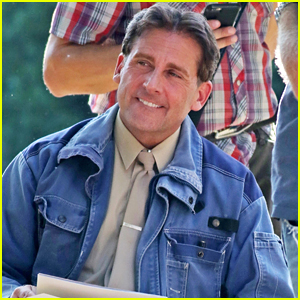 Steve Carell Begins Filming 'The Women of Marwen' in Vancouver