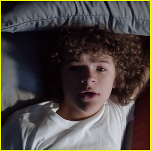Stranger Things' Gaten Matarazzo Stars in Darren Criss' 'Lost Boys Life' Music Video - Watch Now!