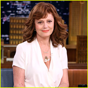 Susan Sarandon Talks Charlottesville with Jimmy Fallon: 'We Have To Admit That This Is A Systemic Problem'