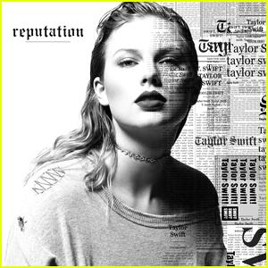 Taylor Swift Reveals Album Title 'Reputation' on Social Media
