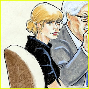 Taylor Swift Tears Up During Closing Arguments of Groping Trial