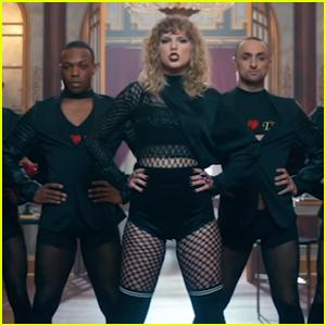 Taylor Swift Thanks 'LWYMMD' Dancers For Keeping Her Video Secret