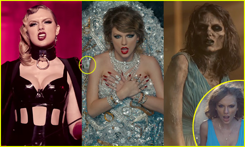 Taylor Swift's 'LWYMMD' Video - 20 Hidden Meanings & Moments You Missed!