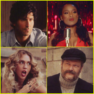 'The Voice' Coaches are Groovy Action Stars in New Promo - Watch Now!