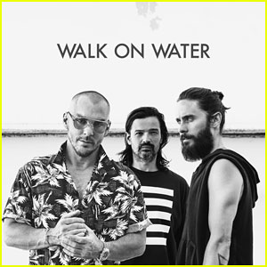 Thirty Seconds To Mars: 'Walk On Water' Stream, Lyrics & Download - Listen Here!