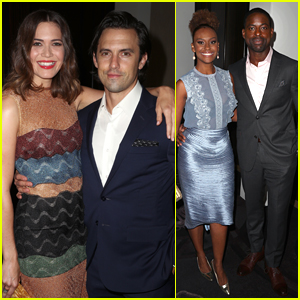 'This is Us' Cast Celebrates Winning Outstanding New Program at TCAs!