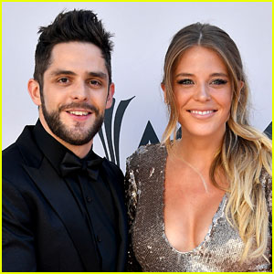 Thomas Rhett & Wife Lauren Welcome Baby Girl Ada James!