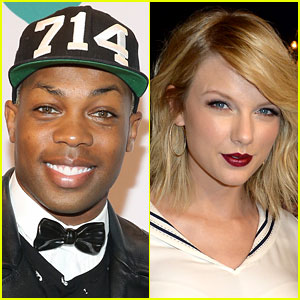 Todrick Hall Spills on Taylor Swift's 'Look What You Made Me Do' Video: 'My Own Family Didn't Know'