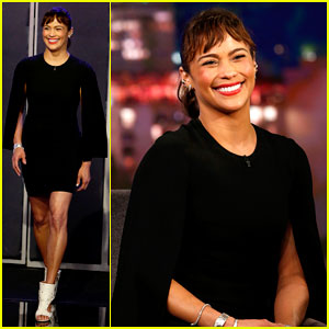 Tom Curise Inspired Paula Patton to Perform Her Own Stunts on 'Mission Impossible'
