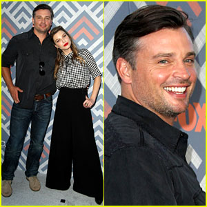 Tom Welling Photos, News and Videos | Just Jared