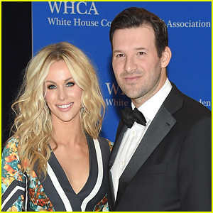 Tony Romo & Wife Candice Welcome Third Son Jones!