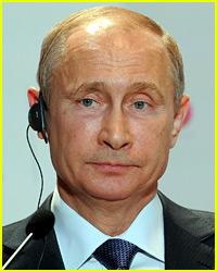 Vladimir Putin Goes Shirtless on Fishing Vacation