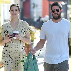 Whitney Port Steps Out with Her Hubby a Week After Giving Birth